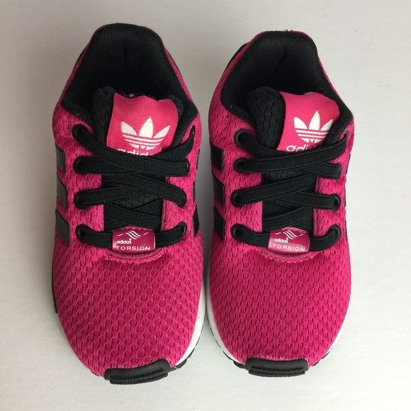 red adidas trainers size 6